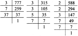 Maharashtra Board Class 7 Maths Solutions Chapter 3 HCF and LCM Practice Set 12 10