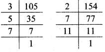Maharashtra Board Class 7 Maths Solutions Chapter 3 HCF and LCM Practice Set 12 6