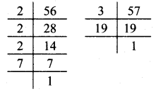 Maharashtra Board Class 7 Maths Solutions Chapter 3 HCF and LCM Practice Set 12 9