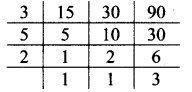 Maharashtra Board Class 7 Maths Solutions Chapter 3 HCF and LCM Practice Set 13 6