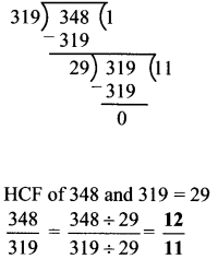 Maharashtra Board Class 7 Maths Solutions Chapter 3 HCF and LCM Practice Set 14 6