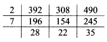 Maharashtra Board Class 7 Maths Solutions Chapter 3 HCF and LCM Practice Set 14 9