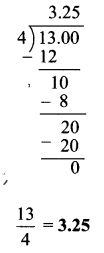 Maharashtra Board Class 7 Maths Solutions Chapter 5 Operations on Rational Numbers Practice Set 24 1