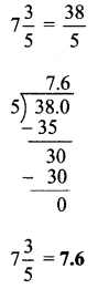 Maharashtra Board Class 7 Maths Solutions Chapter 5 Operations on Rational Numbers Practice Set 24 3