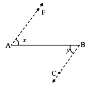 Maharashtra Board Class 9 Maths Solutions Chapter 2 Parallel Lines Practice Set 2.2 10