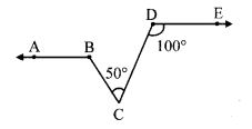 Maharashtra Board Class 9 Maths Solutions Chapter 2 Parallel Lines Practice Set 2.2 7