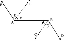 Maharashtra Board Class 9 Maths Solutions Chapter 2 Parallel Lines Practice Set 2.2 9