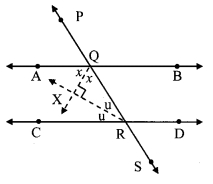 Maharashtra Board Class 9 Maths Solutions Chapter 2 Parallel Lines Problem Set 2 9