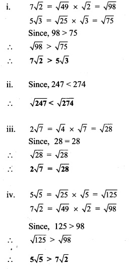 Maharashtra Board Class 9 Maths Solutions Chapter 2 Real Numbers Practice Set 2.3 16