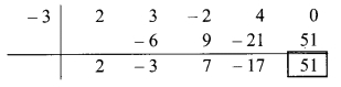 Maharashtra Board Class 9 Maths Solutions Chapter 3 Polynomials Practice Set 3.3 4