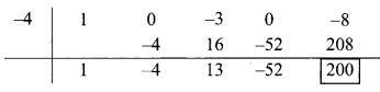 Maharashtra Board Class 9 Maths Solutions Chapter 3 Polynomials Practice Set 3.3 5