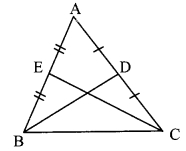Maharashtra Board Class 9 Maths Solutions Chapter 3 Triangles Problem Set 3 1