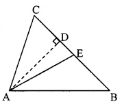 Maharashtra Board Class 9 Maths Solutions Chapter 3 Triangles Problem Set 3 11