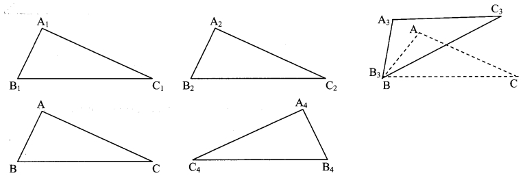 Maharashtra Board Class 9 Maths Solutions Chapter 3 Triangles Problem Set 3 14