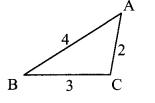 Maharashtra Board Class 9 Maths Solutions Chapter 3 Triangles Problem Set 3 19