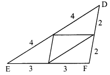 Maharashtra Board Class 9 Maths Solutions Chapter 3 Triangles Problem Set 3 20