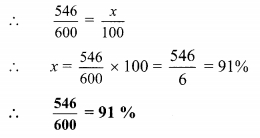 Maharashtra Board Class 9 Maths Solutions Chapter 4 Ratio and Proportion Practice Set 4.1 10