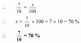 Maharashtra Board Class 9 Maths Solutions Chapter 4 Ratio and Proportion Practice Set 4.1 9