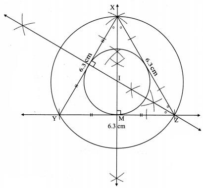 Maharashtra Board Class 9 Maths Solutions Chapter 6 Circle Practice Set 6.3 12