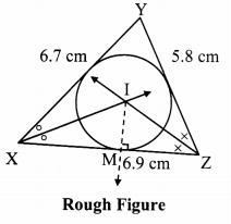 Maharashtra Board Class 9 Maths Solutions Chapter 6 Circle Practice Set 6.3 5