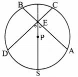 Maharashtra Board Class 9 Maths Solutions Chapter 6 Circle Problem Set 6 11