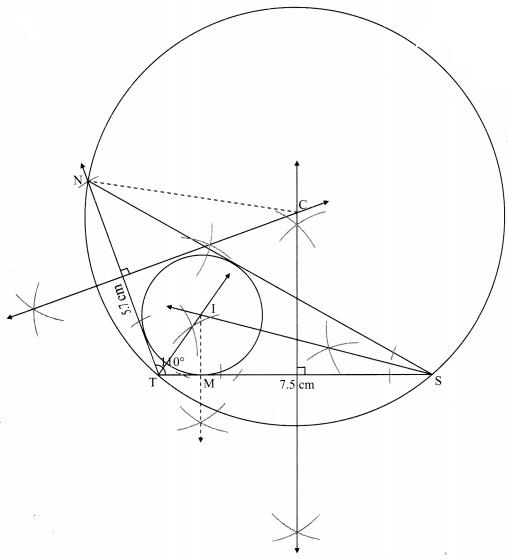 Maharashtra Board Class 9 Maths Solutions Chapter 6 Circle Problem Set 6 8