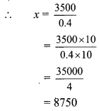 Maharashtra Board Class 9 Maths Solutions Chapter 6 Financial Planning Problem Set 6 1