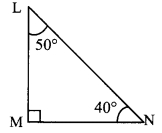 Maharashtra Board Class 9 Maths Solutions Chapter 8 Trigonometry Practice Set 8.1 5